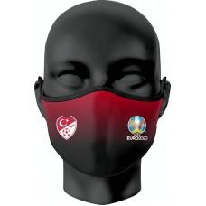 TFF  UEFA EURO 2020  LOGOLU MASKE